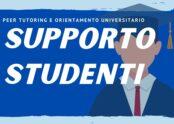 servizi di supporto per gli studenti